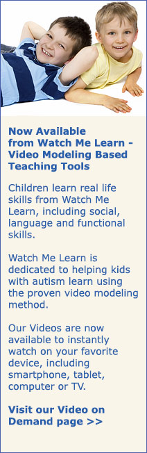 Watch Me Learn Video on Demand